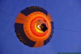 Mrągowo Atrakcja Lot balonem Mazur Sky